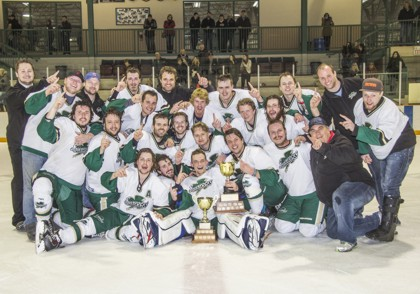 Killarney Shamrocks - THHL Champs